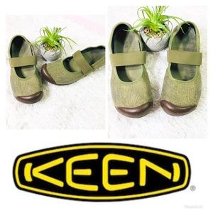 Keen | Sienna Canvas Mary Jane Shoes | Flats 10